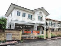 ขาย - ขาย บ้านเดี่ยว ภัสสรเพรสทีจ รังสิต - คลอง2 60 ตร. วา ขายถูก