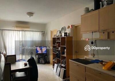 ขาย - WE *** ขายถูก ! !! บ้านสวนธน รัชดา 36 ขนาด 45 ตร. ม ชั้น 6 ตึก 1B แบบ 2 ห้องนอน ใกล้รถไฟฟ้า BTS MRT