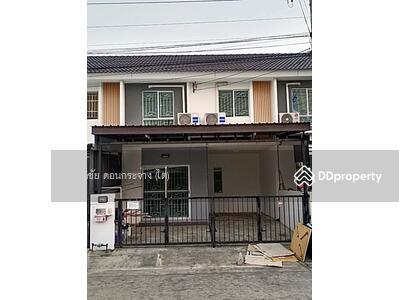 For Sale - ขาย บ้านทาวน์เฮ้าส์ หมู่บ้านพฤกษา 116 มหาลัยราชมงคลธัญบุรี คลอง6