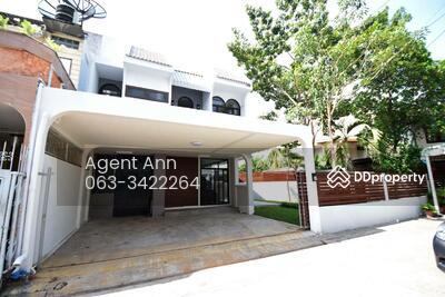 ให้เช่า - For Rent ให้เช่า ทาวน์โฮม ในซอย สุขุมวิท 39 (PST Ann092)