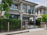 ขาย - ขายถูกบ้านเดี่ยว 2ชั้น ภัสสร เพรสทีจ บางนา - สุวรรณภูมิ เนื้อที่ 58. 8 ตร. ว. 3ห้องนอน 3ห้องน้ำ