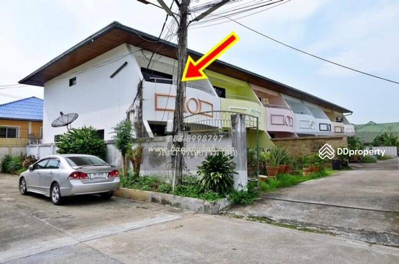 ให้เช่า บ้านพัทยา Home for rent /Pattaya Sukhumvit 53 ทาวน์เฮ้าส์ บ้านสวนสุวัฒนา (Suwattana Garden Village) 28 ตร.ว 2 นอน 3 น้ำ เนินพลับหวาน สุขุมวิท 53 พัทยาใต้ พร้อมเฟอร์  พร้อมอยู่ ด่วน 12,000 บาท/เดือน #80549589