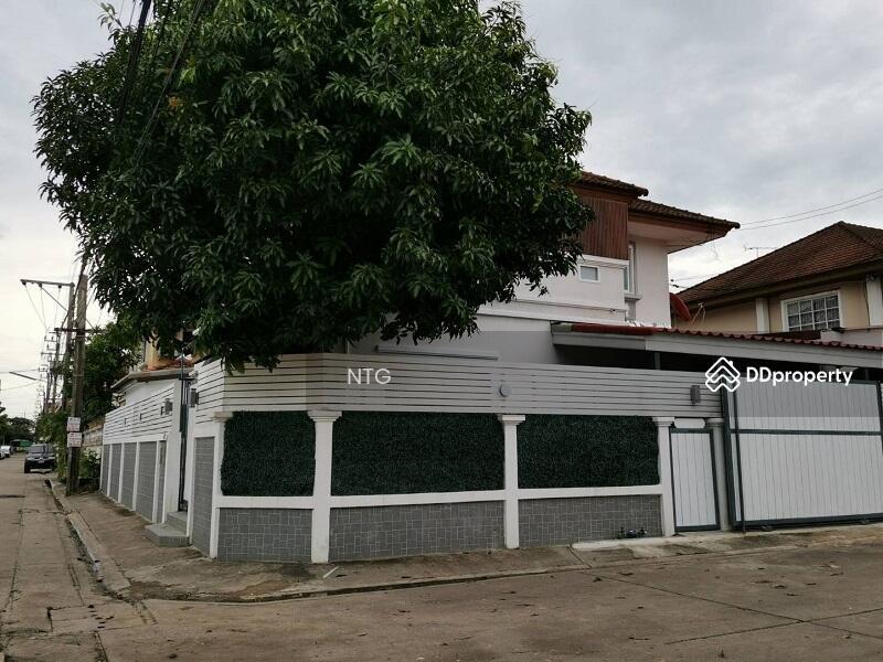 บ้านเดี่ยวหลังมุม ซอยเสรีไทย 25 #80570715