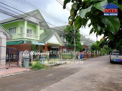 ขาย - บ้านเดี่ยว 2 ชั้น 50. 9 ตร. ว. หมู่บ้านเอ. ซี. เฮาส์2 ลำลูกกาคลอง ซอยไสวเกลี้ยงขาว ถนนลำลูกกา - 40640