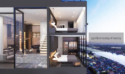 Option To Buy - Sell Preemption Certificate of KEN ATTITUDE Rattanathibet, Nonthaburi (Owner Post) Preemptive right/down payment, 27th floor, Duplex 76. 3 sqm.