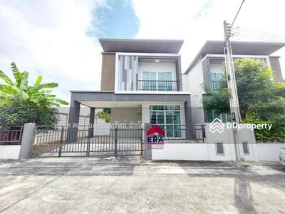 For Sale - ขายบ้านแฝดทริโอทาวน์ โซนนาพร้าว ใกล้เจปาร์ค(รหัส93799)