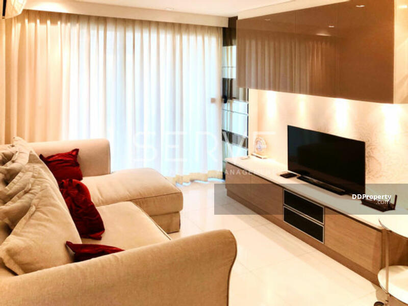 Renovate Nice Decor 1 Bed  Large Room  Near to  BTS & MRT-Voque Sukhumvit 16 (โว๊ค สุขุมวิท 16)
