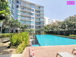 Condo for sale, Baan View Viman Khao Takiab, Hua Hin, 43. 48 sq m, 1st floor, near the sea, only 350 meters and next to Suan Son Golf Course.