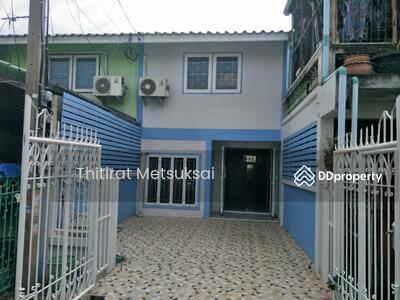 ขาย - ทาวน์เฮ้าส์ 2 ชั้น 16 ตารางวา หมู่บ้านรัตนาธิเบศร์ (บางใหญ่) ใกล้สถานีรถไฟฟ้า บางใหญ่ อ. บางบัวทอง นนทบุรี