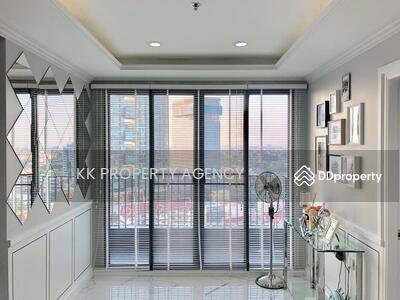 For Sale - CD-622744 Condo for sale, IDEO O2, near BTS Bangna, 46 sqm, 2 bedrooms, 1 bath, corner room.