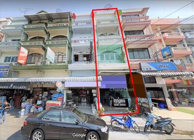For Sale - Commercial Building for sale Ladprao 80 at Rich Market Call Now
