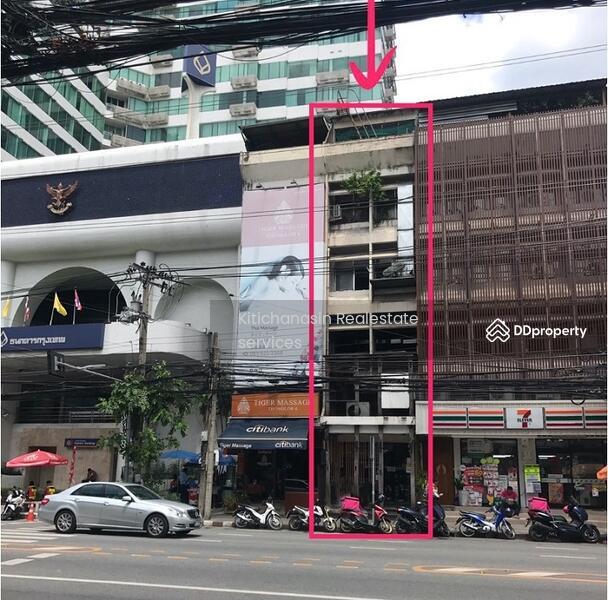 อาคารพาณิชย์ ห่างจาก สถานีรถไฟฟ้า bts ทองหล่อ #80877099