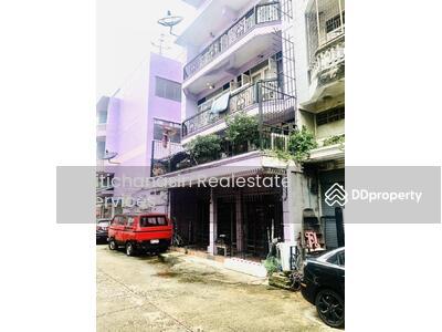 For Sale - express! Commercial building, Soi Suan Phak 15, near Ratchaphruek Road, 4 bedrooms, 4 bathrooms, 5 floors, usable area 640 sq m, area 32 sq m. Sale 15. 3 million baht @LINE: 0962215326 Khun Miu