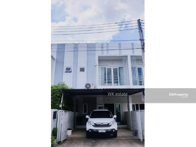 For Sale - 2storey townhome for sale, 2 bedrooms, 3 bathrooms  There is a lawn behind the house.