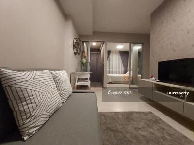 For Sale - express! Niche id @ Pakkret Station, type 1 bedroom, 1 bath, area 28 sq m, 17th floor, sale 2. 1 mb @LINE: 0962215326