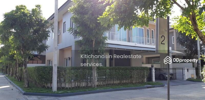 บ้านสวยใกล้ BTS บางนา เดอะซิตี้ สุขุมวิท บางนา #80901019