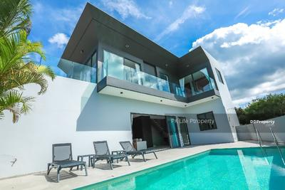 For Rent - 8R0234  This pool villa 4bedroom 3bathroom 68, 000/month the house location at Chalong