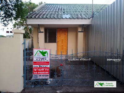 For Sale - townhouse for sale 27 sq. wah , Wang Noi District, Ayutthaya