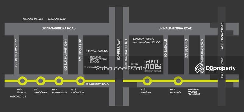 IDEO MOBI สุขุมวิท อีสท์เกต (ไอดีโอ โมบิ สุขุมวิท อีสท์เกต) #80979437