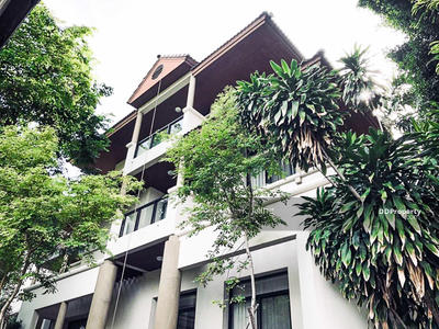 For Rent - For Rent,  Detached House 3 Floors, Natural Garden, Size  488 Sq. m. - Baan Viewmai.