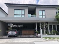 ขาย - ขายบ้านเดี่ยวโครงการ เดอะ เซนโทร บางนา-กม. 7 The Centro Bangna-KM. 7 ใกล้ Mega บางนา