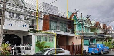 For Sale - express! Townhouse, Suan Thong Village, 3 bedrooms, 2 bathrooms, 25 sq m, 2 storeys, sell 2. 79 MB @LINE: 0962215326 Khun Mew
