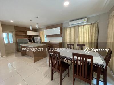 For Rent - For rent Detached House NantawanRama IX- On-Nuch, , 3Bedroom, , 5Bathroom, , 1 Maid room Tel. 0 083-553-3636