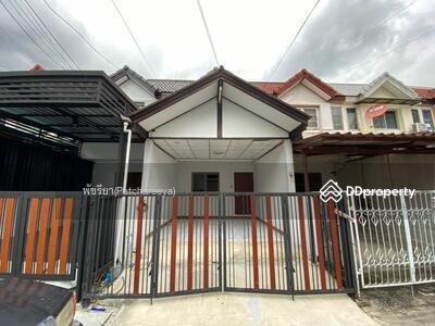 For Sale - L9230763 - ขาย ทาวน์เฮาส์ หมู่บ้านสวนทิพย์ ซอย คลองลำเจียก 13 ตึก 2 ชั้น ขนาดพื้นที่ 20 ตร. ว.