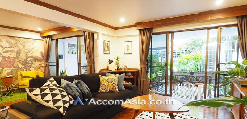 house 2 Bedroom for rent in Sukhumvit Bangkok Ekkamai BTS AA28300 #81105761