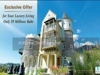 ขาย - Luxury castle north of Thailand for sale 29 mb.