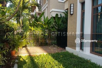 ให้เช่า - For rent luxury house by sansiri sukumvit  at sukumvit 67  บ้านเดี่ยว แสนสิริ สุขุมวิท 67 ให้เช่า