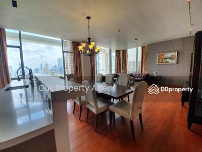 ให้เช่า - [ Rent ] The Sukhothai Residence 3 bed 266sqm 240k