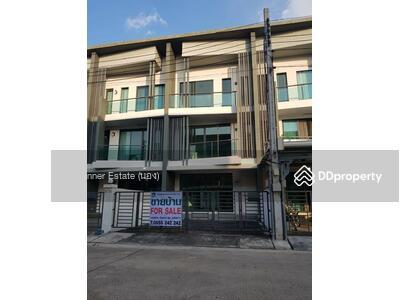 For Sale - ขายทาวน์โฮม 3ชั้น Cherkoon Sathorn-Ratchapruek (เฌอคูน สาทร-ราชพฤกษ์) บ้านใหม่ไม่เคยอยู่อาศัย