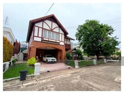 For Sale - express! Single house in Sukhumvit Village Garden City, 4 bedrooms, 4 bathrooms, 350 sq m, area 133 sq m, 2 floors, 50 baht for sale @ LINE: 0962215326 Khun On