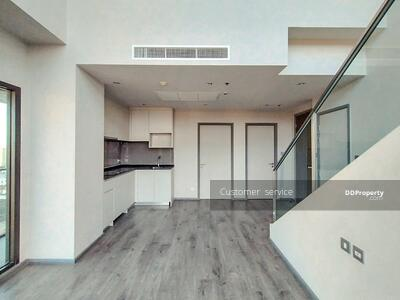 For Sale - CRP-D8-CD-631422 Sale Whizdom Avenue Ratchada - Ladprao from Duplex project, 2nd floor, 2 bathrooms, 83. 59 sq m, next to MRT Ladprao.