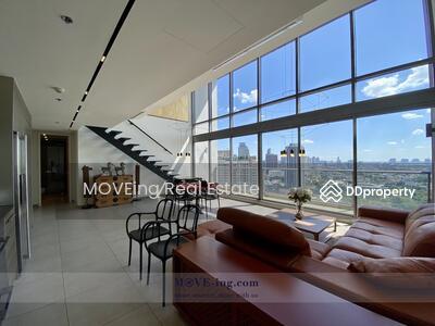 ขาย - คอนโดดูเพร็กซ์ 2 ห้องนอน ใกล้เอกมัย - The Lofts Ekkamai