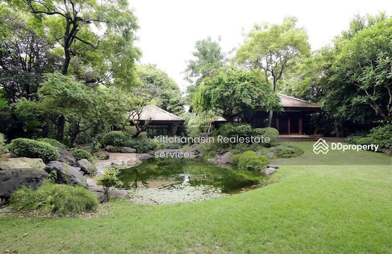 ด่วน! บ้านพร้อมสวน หมู่บ้านนวธานี (สนามกอล์ฟนวธานี) ถ. เสรีไทย59 #81362785