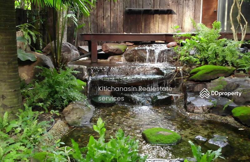 ด่วน! บ้านพร้อมสวน หมู่บ้านนวธานี (สนามกอล์ฟนวธานี) ถ. เสรีไทย59 #81362789