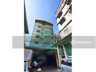 ขาย - ขาย อาคารพาณิชย์ 6ชั้น 4ห้อง ซอย เจริญกรุง 58 สะพานปลา