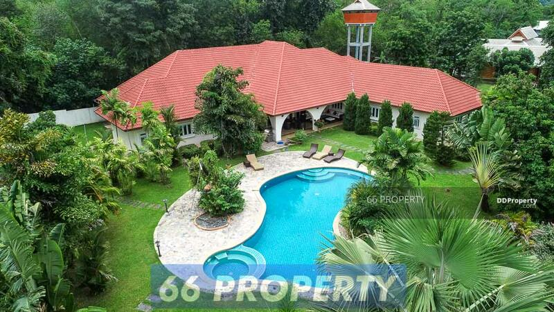 Luxury Property on Big Land for Sale in Nam Phrae, Hang Dong. #93231715