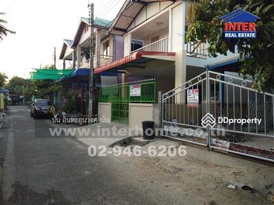 For Sale - บ้านเดี่ยว 2 ชั้น 19. 5 ตร. ว. หมู่บ้านชุมชนวัชรพล3 ซอยจตุโชติ20 ถนนรามอินทรา - 41334-1