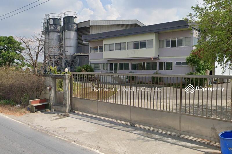 ขาย/ให้เช่าโรงงาน พื้นที่สีชมพู ขนาด 2 ไร่ รังสิต คลอง 7 ปทุมธานี #81620971