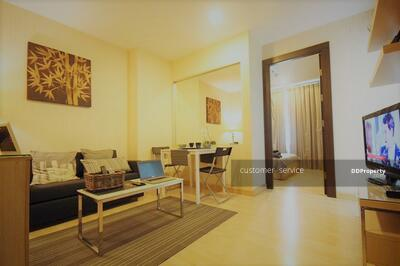 For Rent - CRP-S10-CD-634320 Condo for Rent, Rhythm  ratchada  , on ratchada  Location,  1 Bedroom  1 Bathroom, Close to MRT Ratchadaphisek