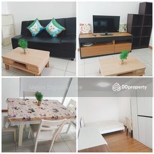 ให้เช่า - คอนโด50ตรม. MRTพระราม9ให้เช่าเพียง10, 000บาทปกติ18, 000 Supalai Park Asoke-Ratchada 50 ตรว. 1Bedroom 1 Living room