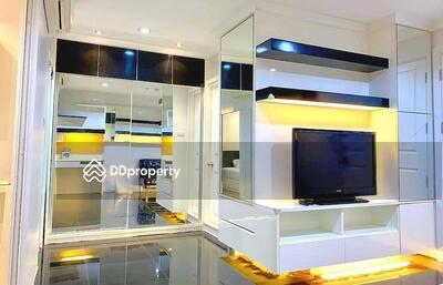 For Rent - ให้เช่าถูก ลุมพินี เพลส พระราม 9 – รัชดา 1 ห้องนอน ใกล้ MRT พระราม 9