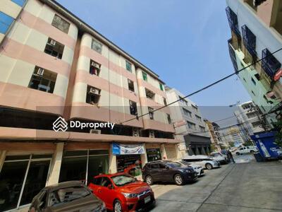 ขาย - ขาย อาคารพาณิชย์ 5ชั้น 6คูหา ซอยสุขุมวิท50 2112 ตรม. 88 ตร. วา ทำเลดี เหมาะทำสำนักงาน