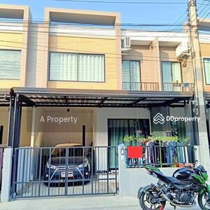 For Rent - ให้เช่า ทาวน์โฮม 2 ชั้น  (เมืองปทุมธานี)