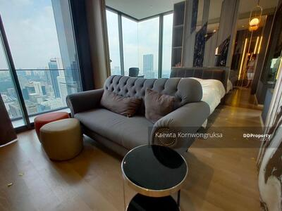 For Rent - For Rent • Ashton Silom - Near BTS Chong Nonsi 350 m.