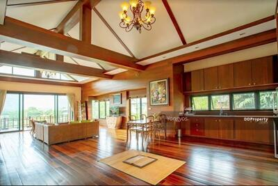For Sale - (B1131) ขายบ้านตากอากาศหรูที่เขาใหญ่ 4ห้องนอน มี5ห้องอาบน้ำ ราคา 54 ล้านบาท