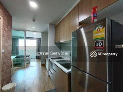 For Rent - Rent 8, 000 baht/month LeCrique condo Sukhumvit 64/2 BTS Punnawithi
